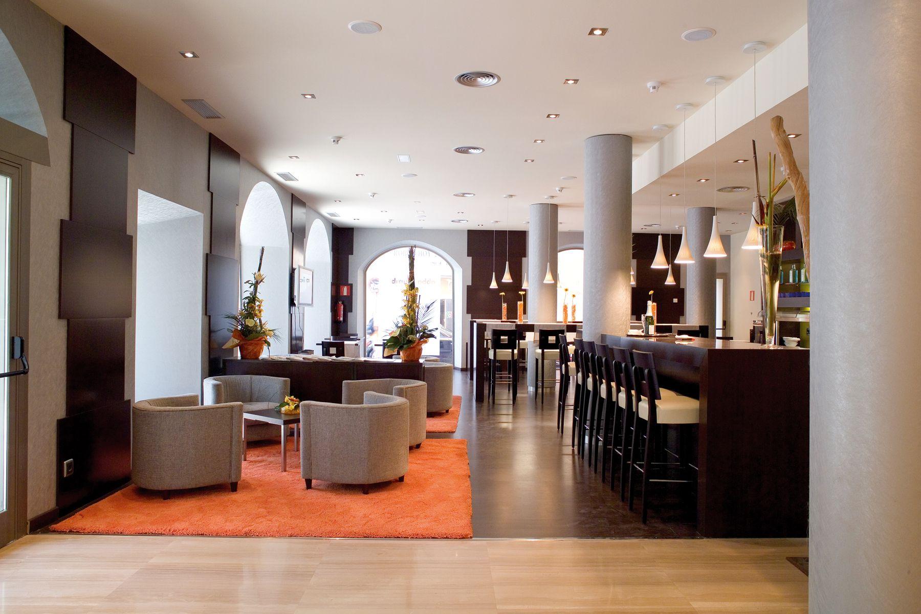 abba Rambla Hotel*** - Hotel in Barcelona - Hall