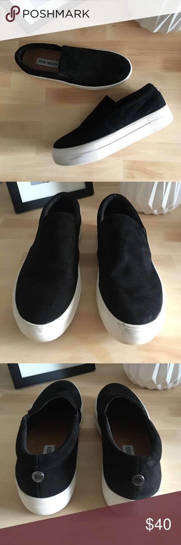 f74529b47fba98 STEVE MADDEN Gills Platform Slip-On Sneaker A Steve Madden Shoes Sneakers