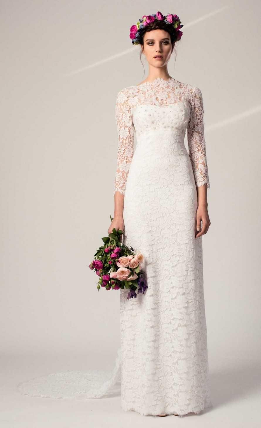 15Y RTW Look 1 | April Dress | Temperley London | wedding dresses ...