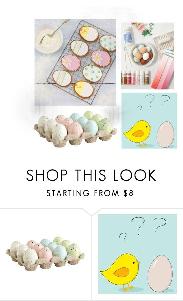 """Egg Set"" by fashionvivy on Polyvore featuring interior, interiors, interior design, Casa, home decor, interior decorating e Pier 1 Imports"