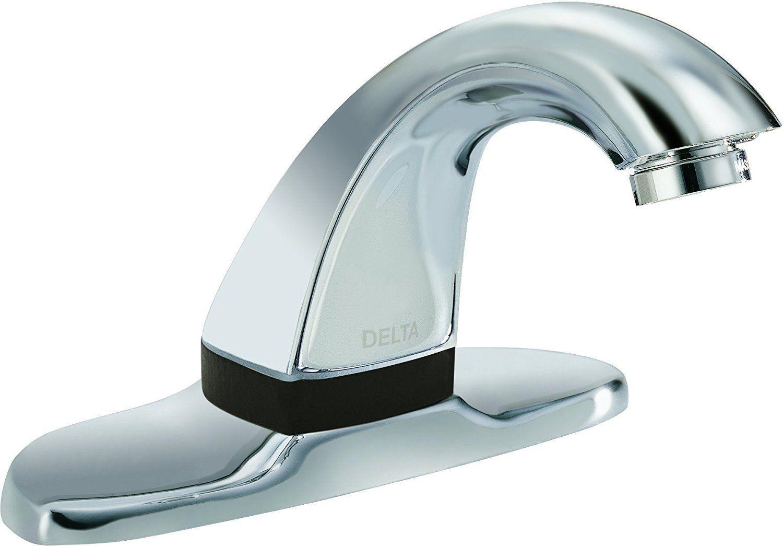 Delta Faucet 591-PLGHDF Electronics, HDF Proximity Plate, 4-Inch ...