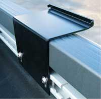 Recreational Rack System Rain Gutter Brackets For Pick Up Trucks Vw Amarok Racking System Trucks