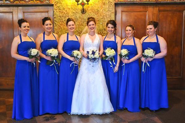 Tbdress-blog Deep and Classical Royal Blue Wedding Theme royal ...