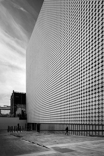 Rmit Design Hub Architecture Design Facade Design Space
