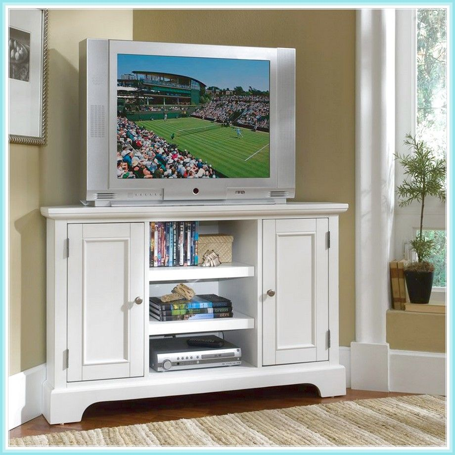 Depiction of Tall Corner TV Stand: Designs and Images