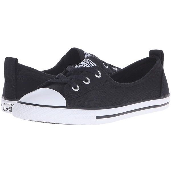 f11c1e9cda0706 Converse Chuck Taylor All Star Ballet Lace Summer Material... ( 55) ❤ liked  on Polyvore featuring shoes