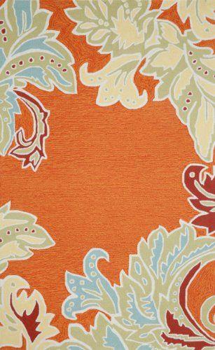 Liora Manne Ravella Ornamental Leaf Border Rug, 24-Inch by 8-Feet, Orange Liora Manne,http://www.amazon.com/dp/B007INVMR2/ref=cm_sw_r_pi_dp_fOHztb18BGKT0VWW