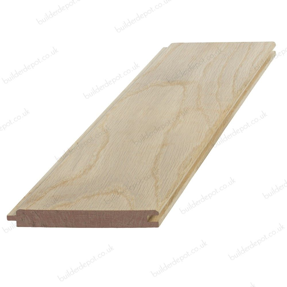 15mm X 95mm Hardwood American White Oak Tongue Groove V Cladding Cladding Tongue And Groove White Oak