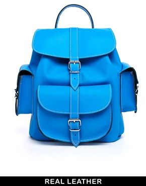 Grafea Hari Backpack in Blue