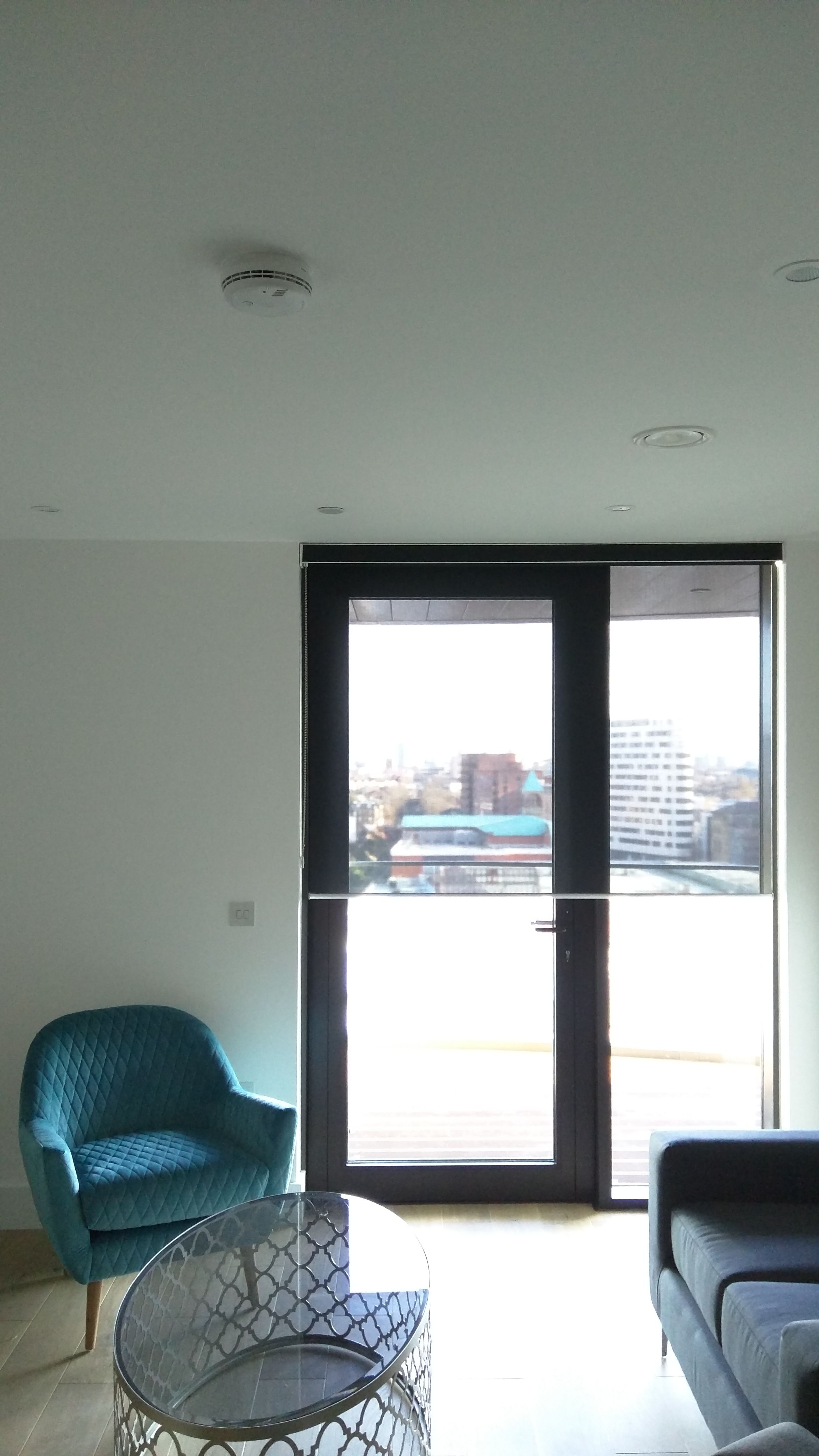 modern automated window blinds coverings intended images of x size for