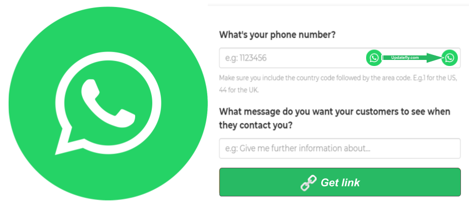 WhatsApp Link Generator in 2020 How to find out