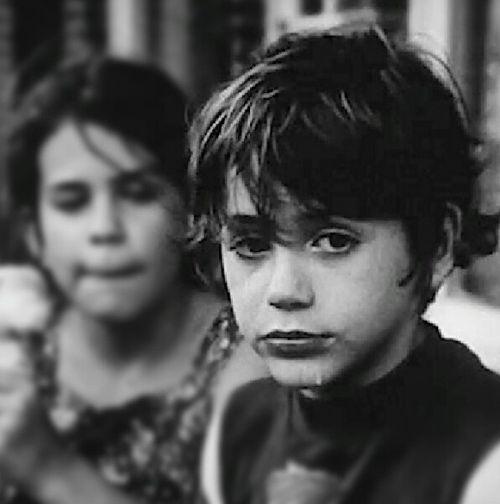 Robert Downey Jr Kids: Little Kid Robert Downey Jr