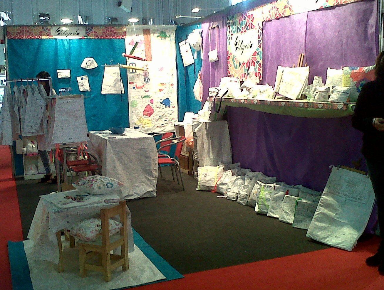 Feria Presentes Marzo 2013