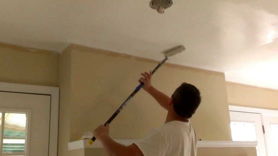 Is Painting Drywall Ceiling Youtube Still Relevant Painting Drywall Ceiling Youtube Painted Ceiling Painting Ceilings Tips Textured Ceiling Paint