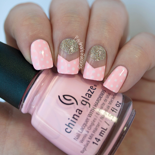 Cute Dots on Your Nails for Adorable Nails Look - Style Motivation