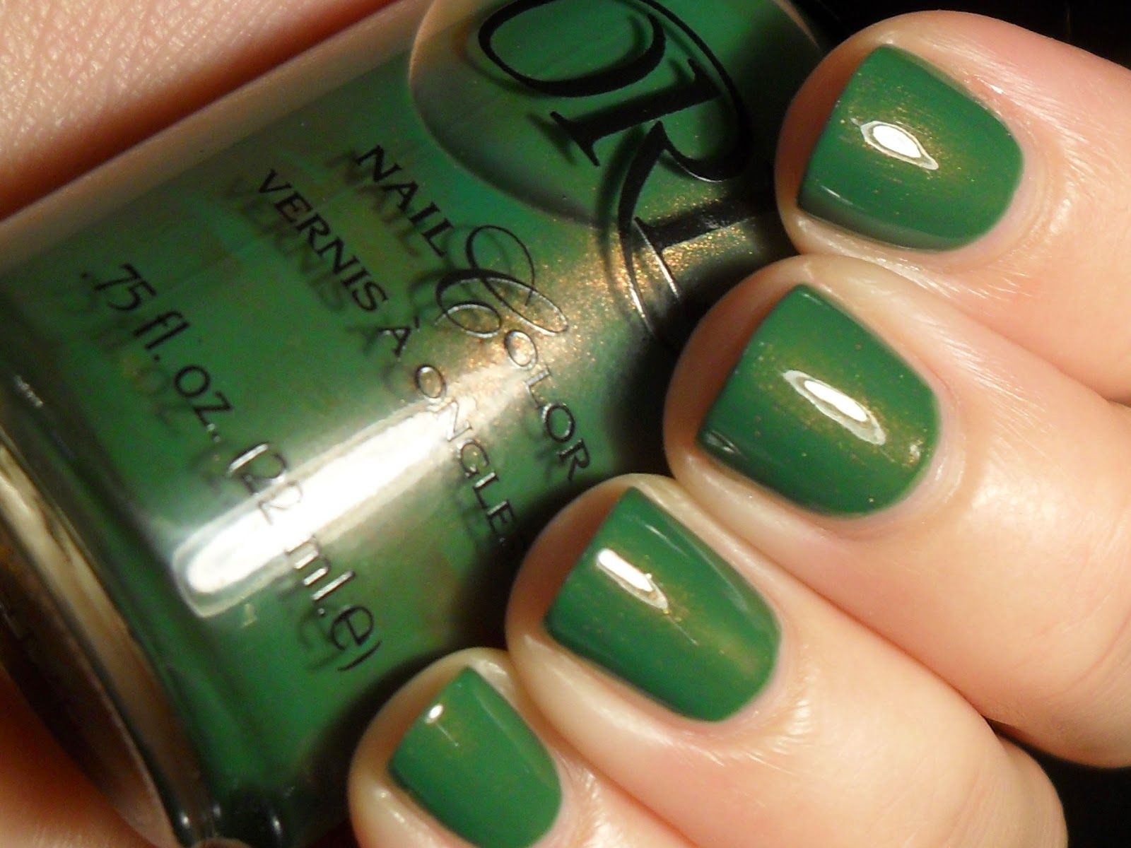 Orly-Cool Cucumber | HTF/Disco\'d Polishes 5 | Pinterest