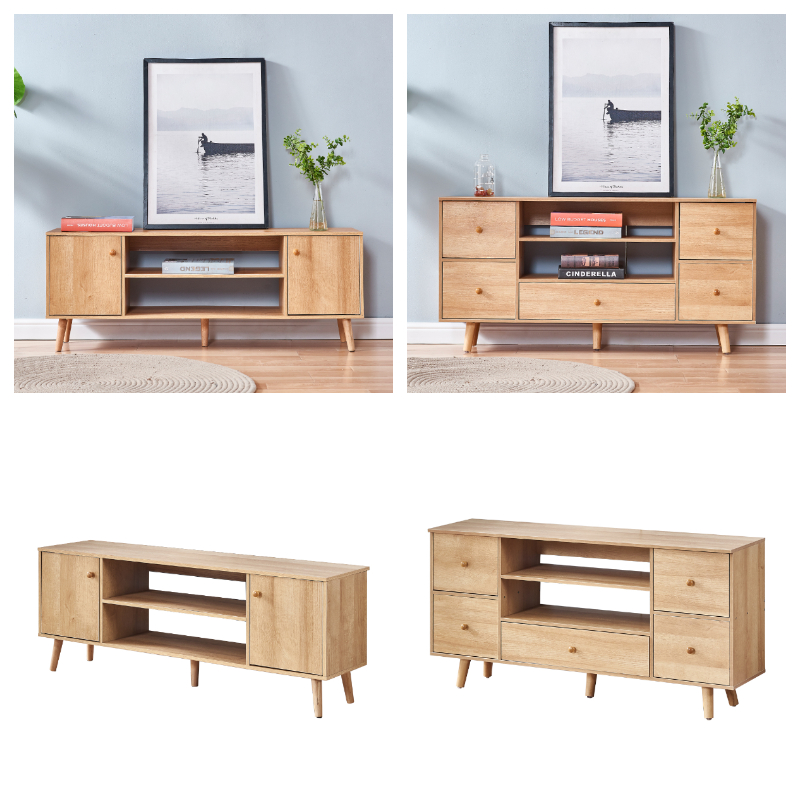 Details About Modern Tv Stand Storage Cabinet Side Table Sideboard Drawers Shelf Living Room In 2020 Tv Stand With Storage Desk In Living Room Modern Tv Stand #side #cabinets #for #living #room