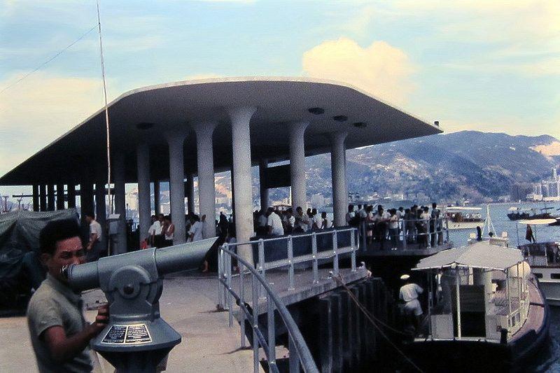 1963 TST pier