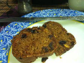 My Aromatic Kitchen: Boiled Fruit Cake/Christmas Fruit Cake Cheaters Style