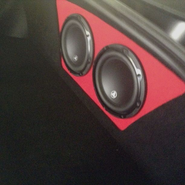 Tbt Of Chris's Scion FR-S. Close Up On The Subs Are You