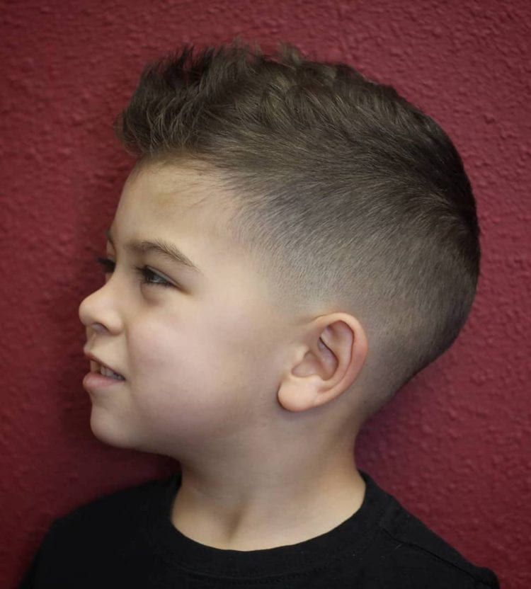 Coupe Petits Garcons Cheveux Court Little Boy Haircuts Boys Fade Haircut Toddler Haircuts