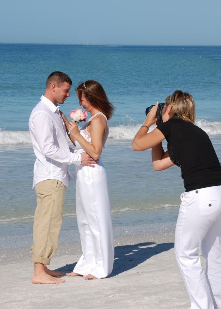 Simple Beach Weddings Wedding Ideas Tips Florida Beach Wedding