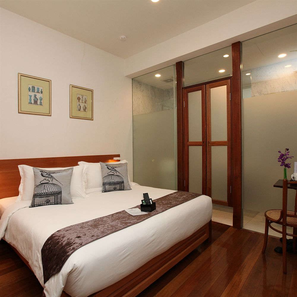Gingerflower Boutique Hotel Malacca Deluxe Room Guestroom Boutique Hotel Hotel Malacca
