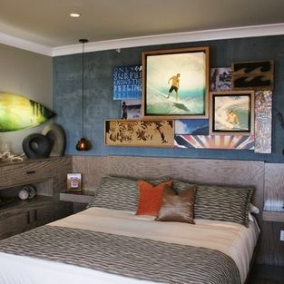 Venetian Plasters   Eclectic   Bedroom   Orange County   By Interior Art