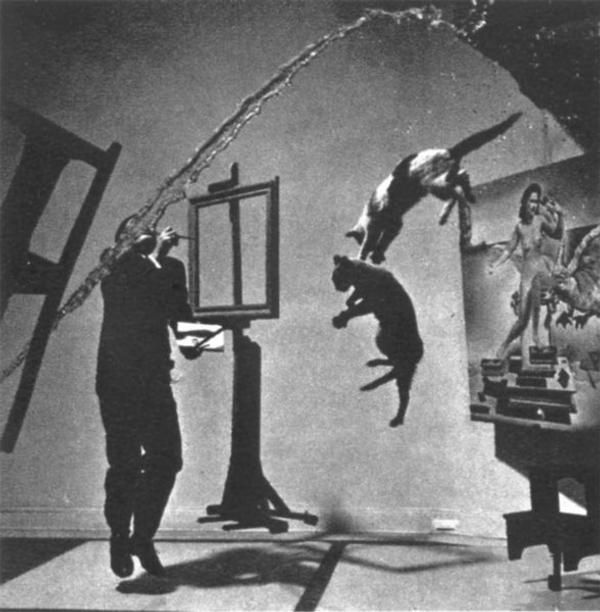Salvador Dali / Phillipe Halsman: surrealistic photography ...