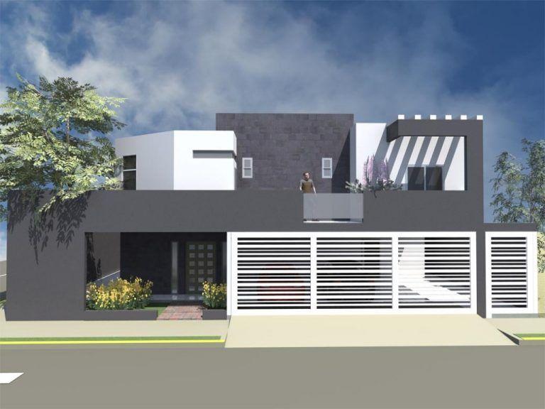 Cores para fachada de casas