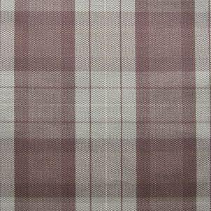 Edinburgh check fabric