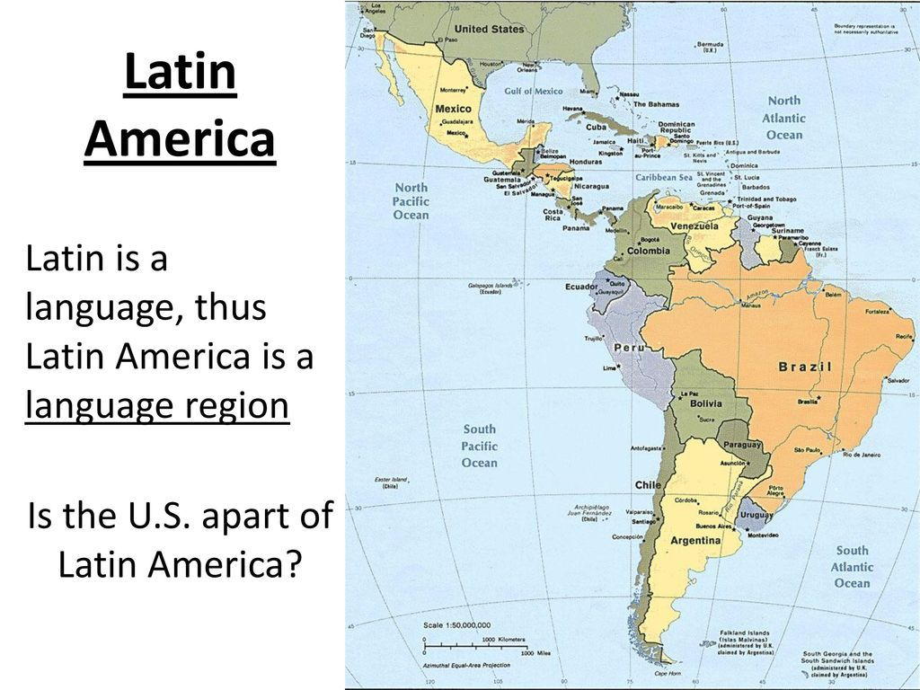 Latin American Physical Geography