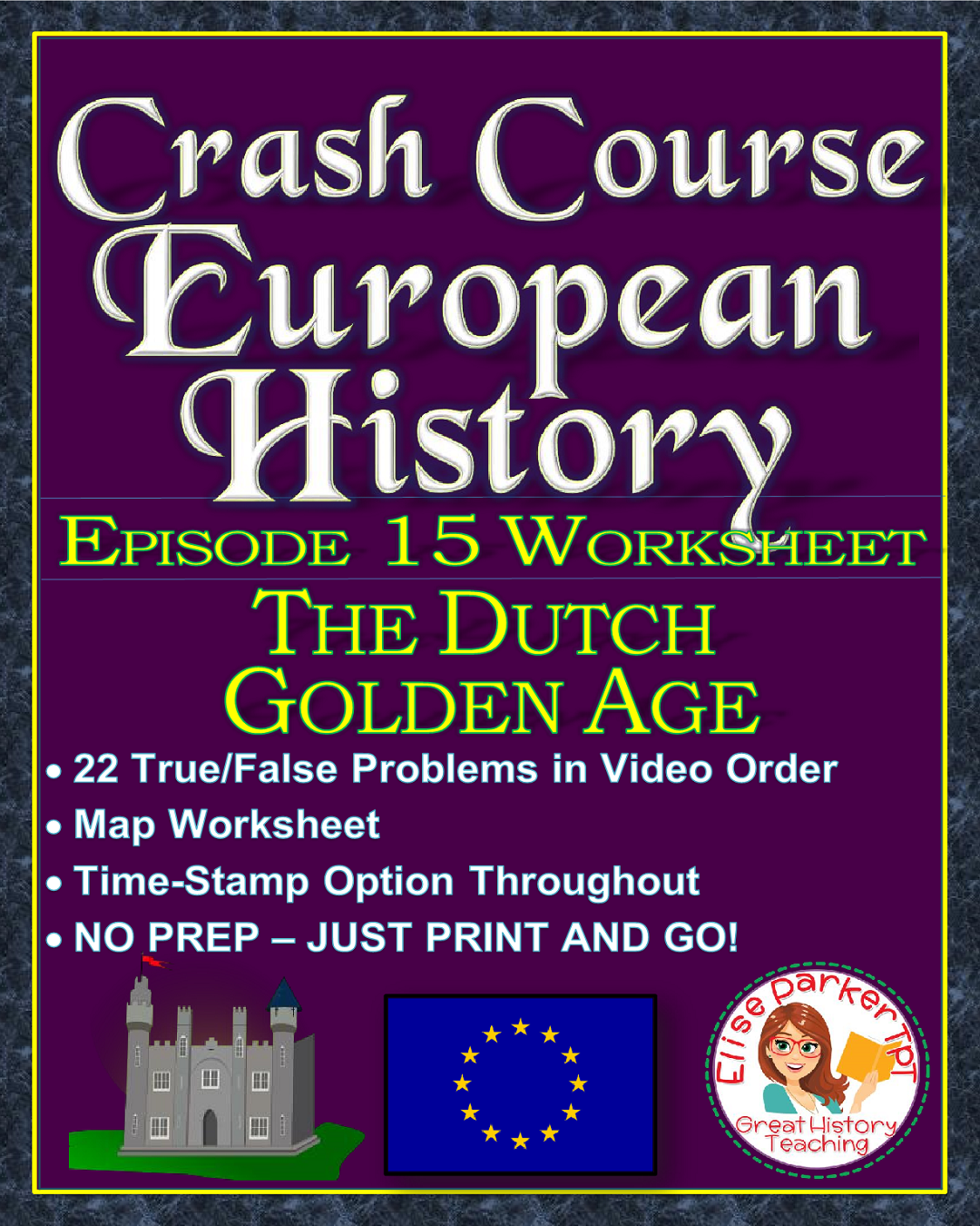 Crash Course European History Worksheet Episode 15