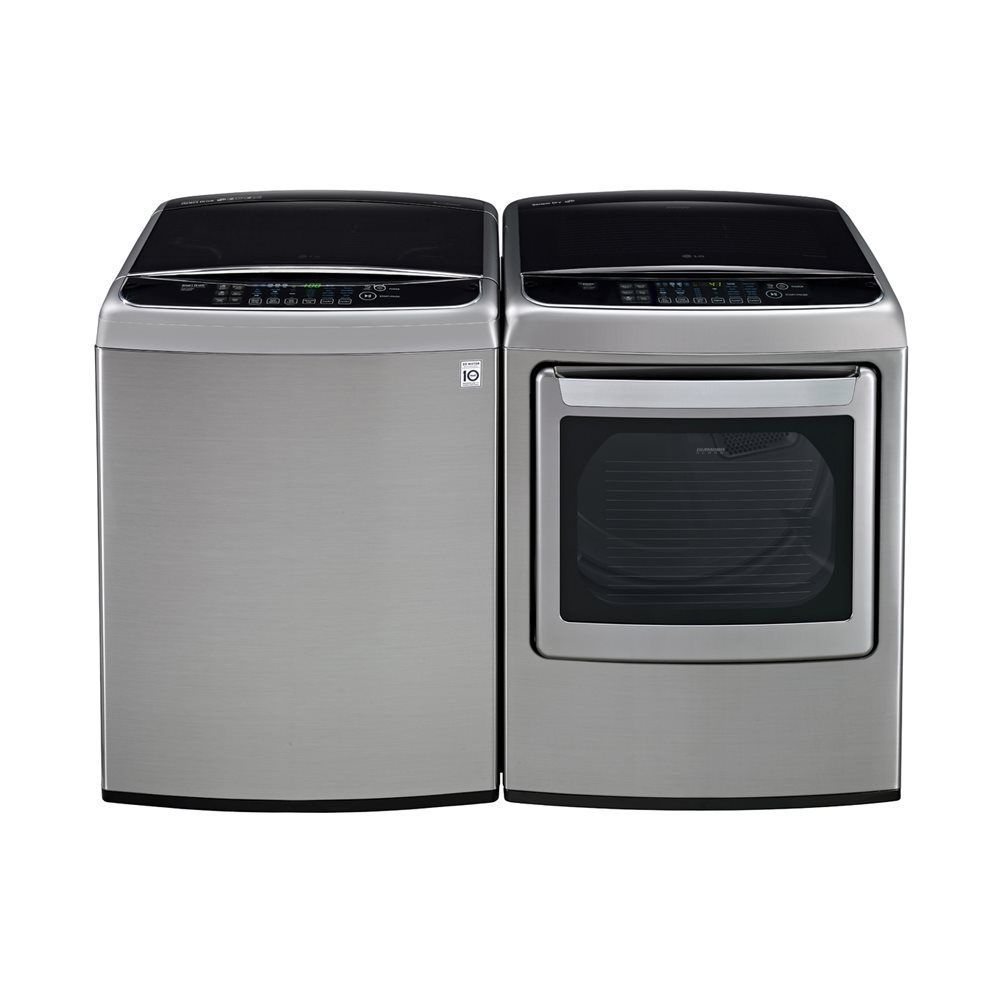 Lg Appliances Wt1701cv Dley1701v Washer And Dryer Combo