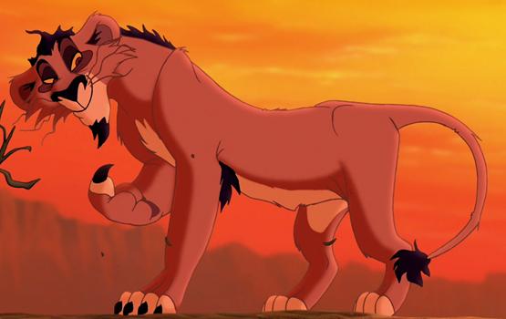 Lion King Dick