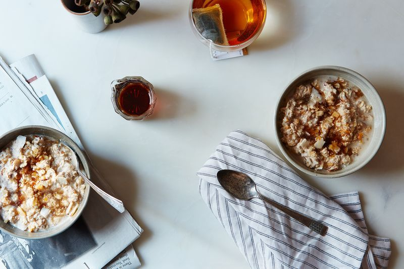 Take-to-Work Breakfasts