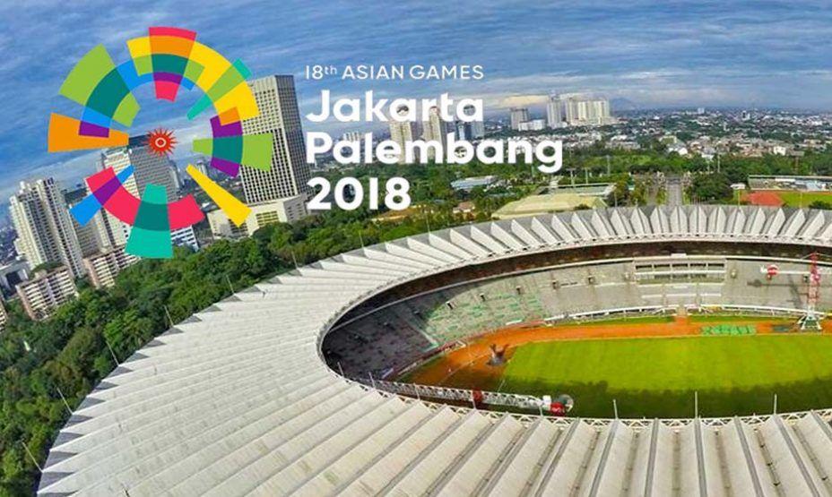 Pin di ASIAN Games 2018