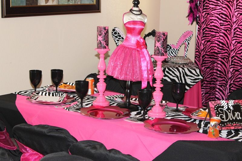 Models Diva Adult Girl Celebration Tips Birthday Party