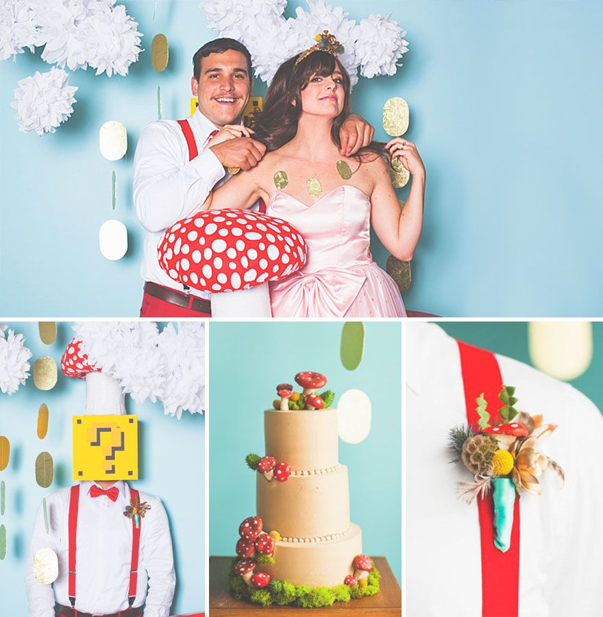 Geek Wedding Ideas: 22 Of The Most Epic Geeky Weddings Ever