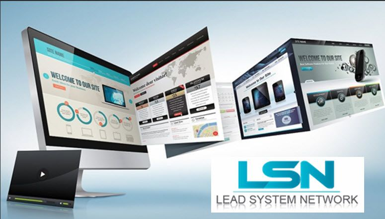 Review Of The Lead System Network So Your Probably Thinking To Yourself Not Another O Web Design Services Professional Web Design Web Design Company