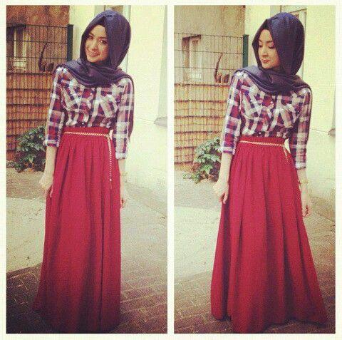 جميل ❤ hijab style