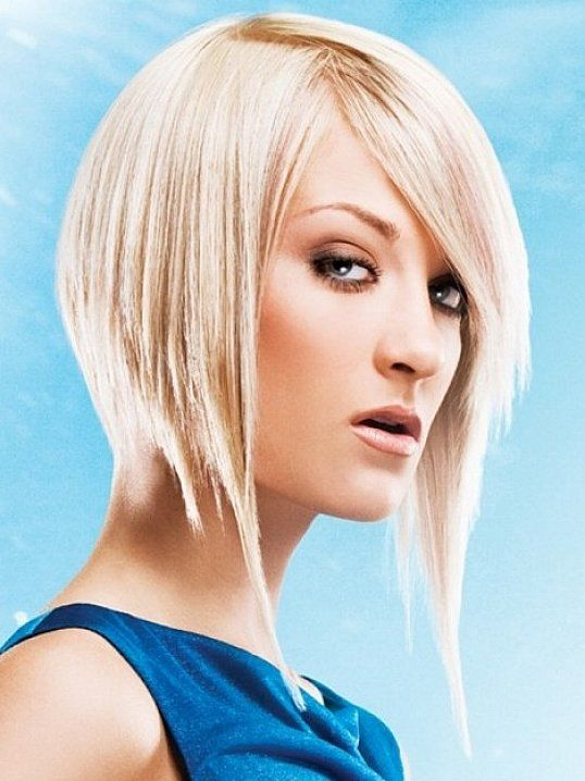 Short to Medium Hairstyles for Thin Fine Hair That Are Easy To ...