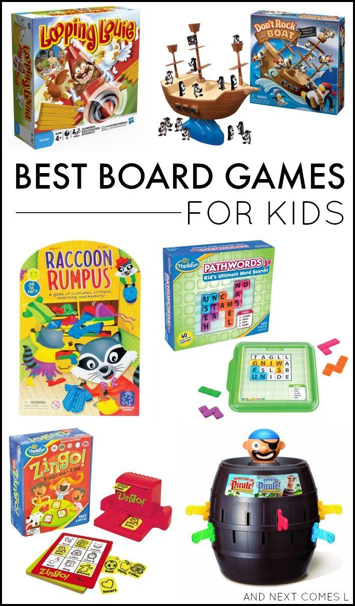 Best Board Games For Kids Board Games For Kids Fun Board Games