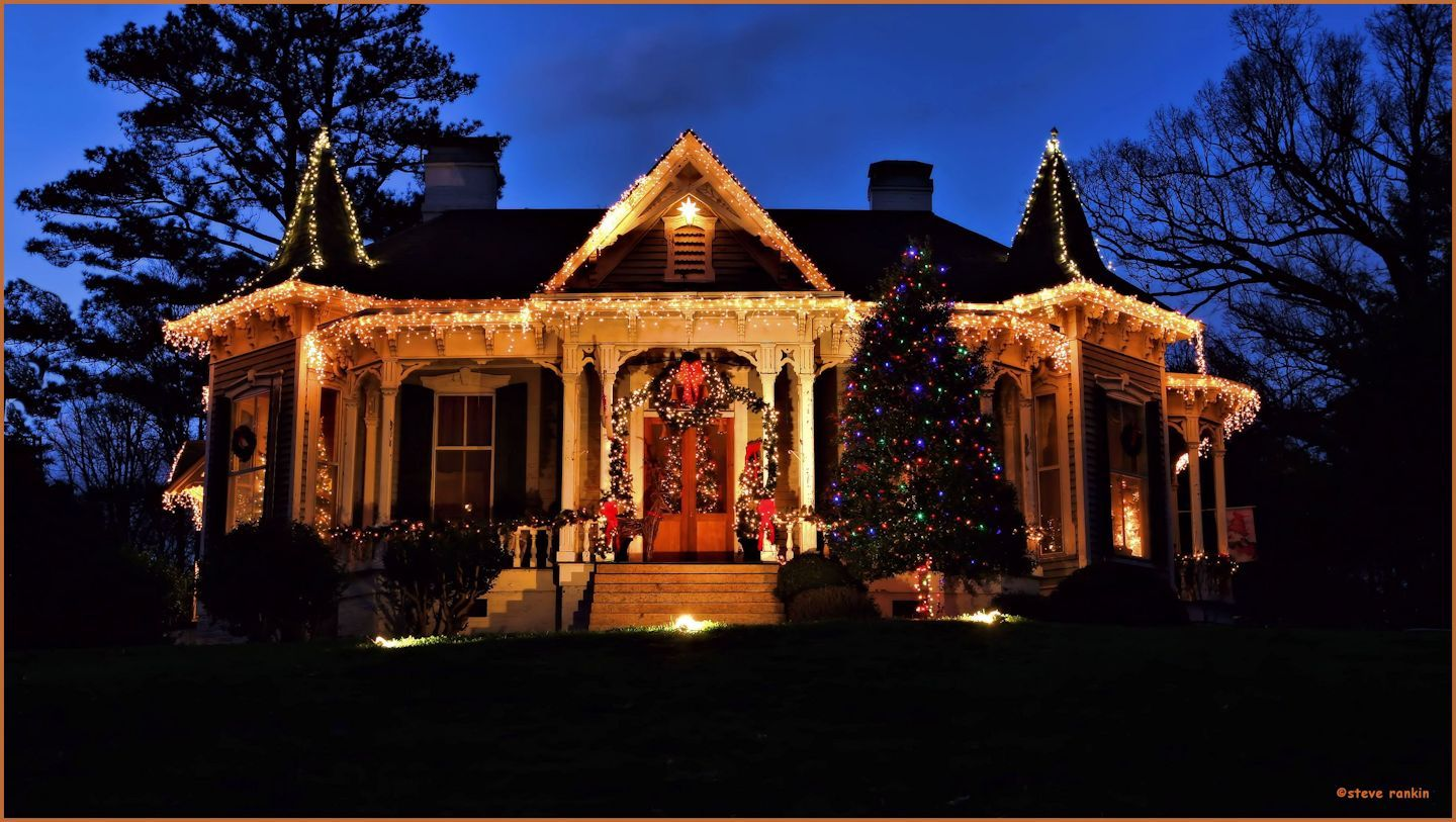 Mcadenville Christmas Lights.Welcome To Christmas Town Usa 2010 Official Web Site Of