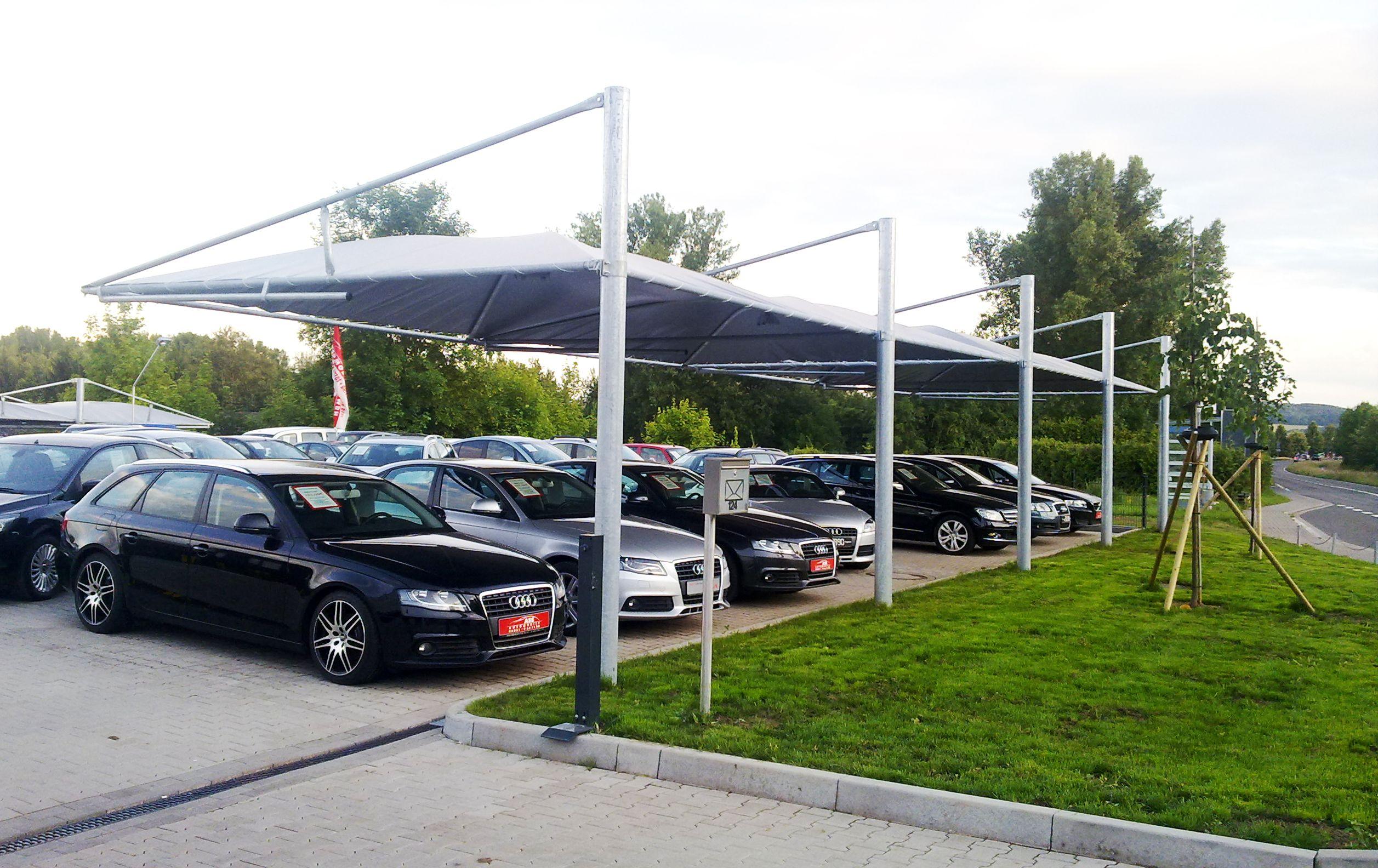 Carport kombination für mehrere parkplätze u ac inkl mwst