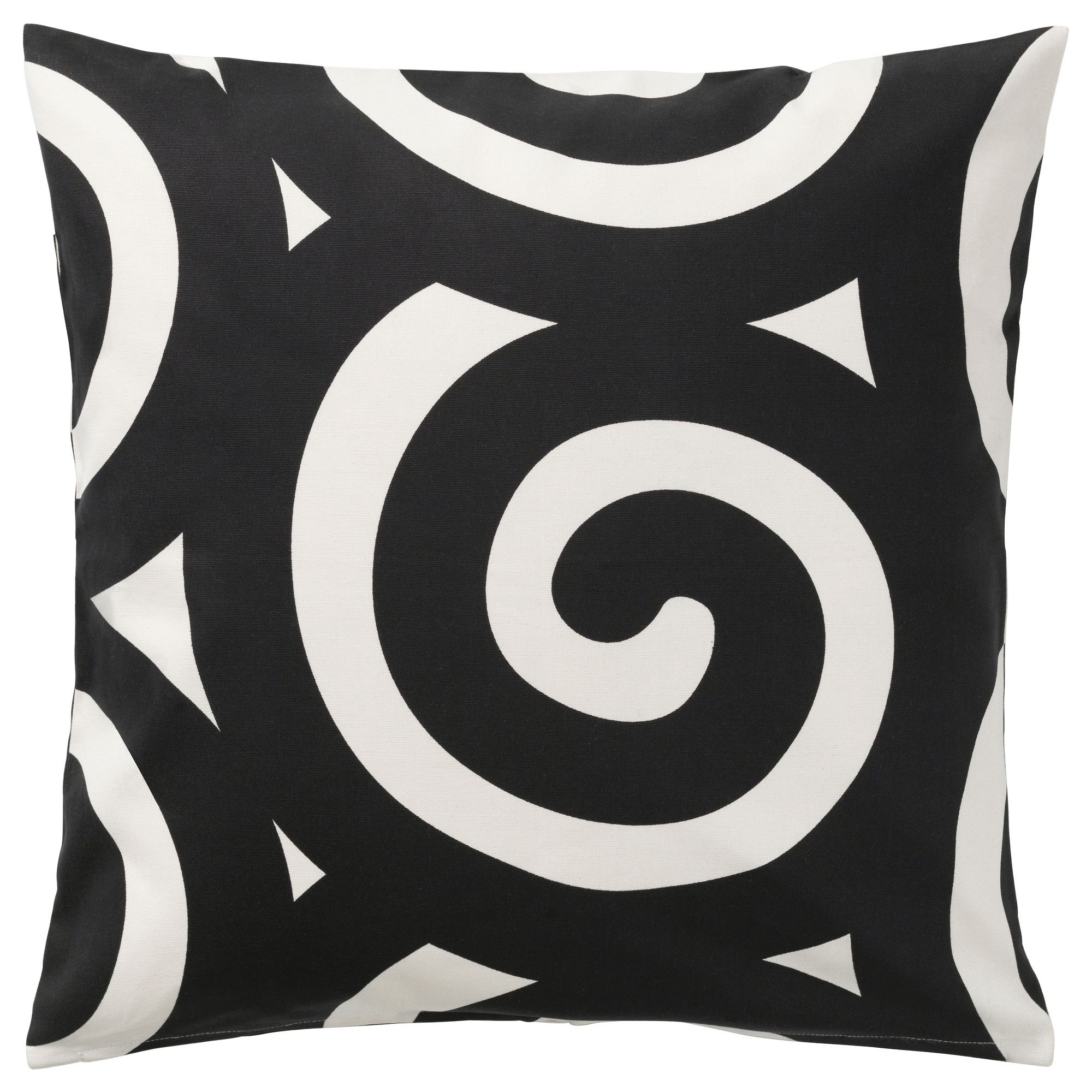 Refresh any room with bold pillows The IKEA TR DKL VER cushion