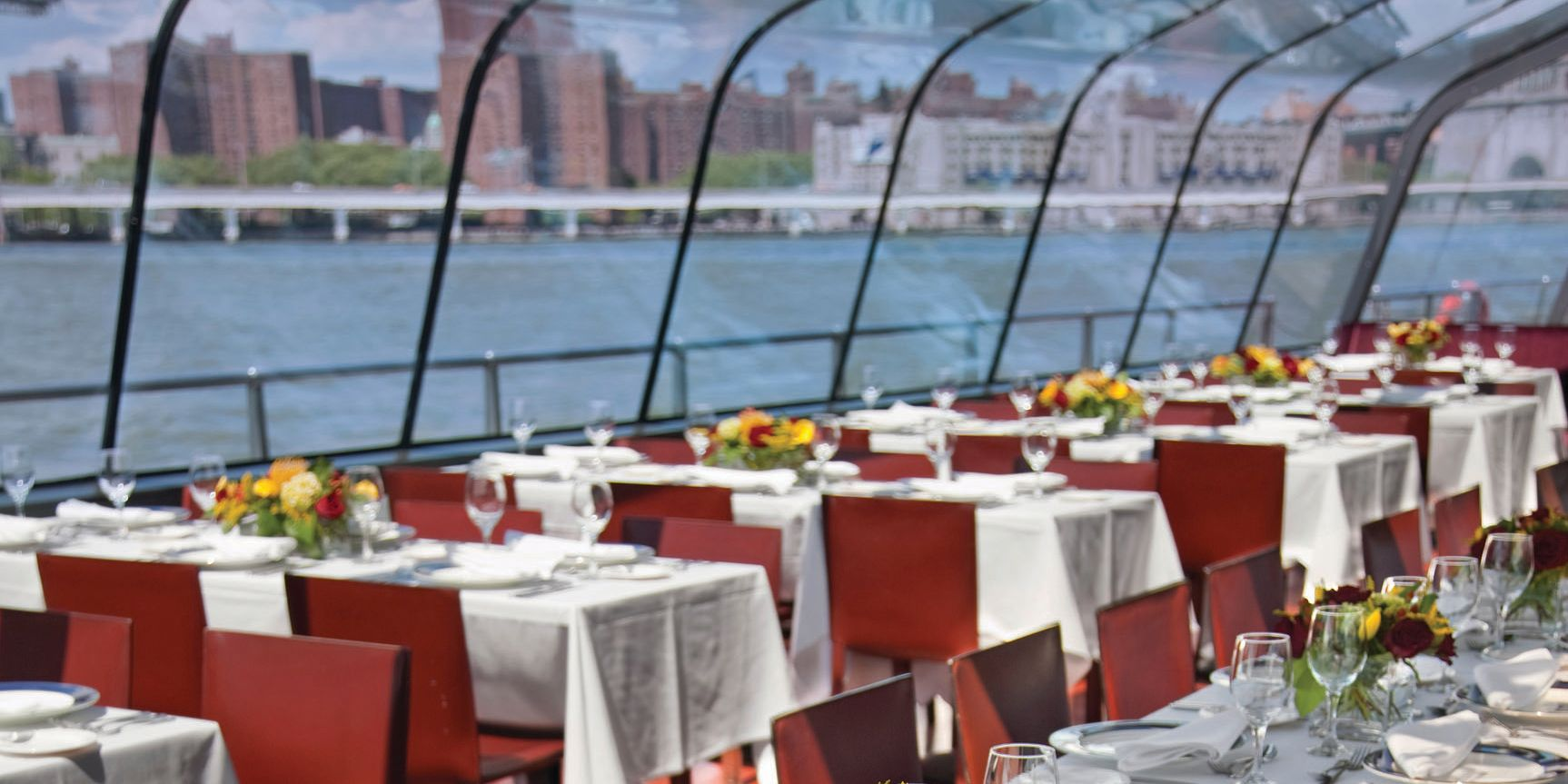 Bateaux New York lunch cruise