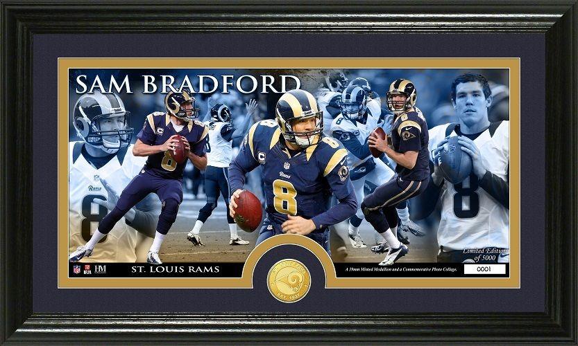 AAA Sports Memorabilia LLC Sam Bradford St. Louis Rams
