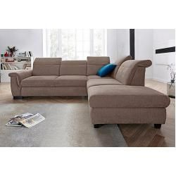 Photo of Domo collection Ecksofa Domo Polstermöbel