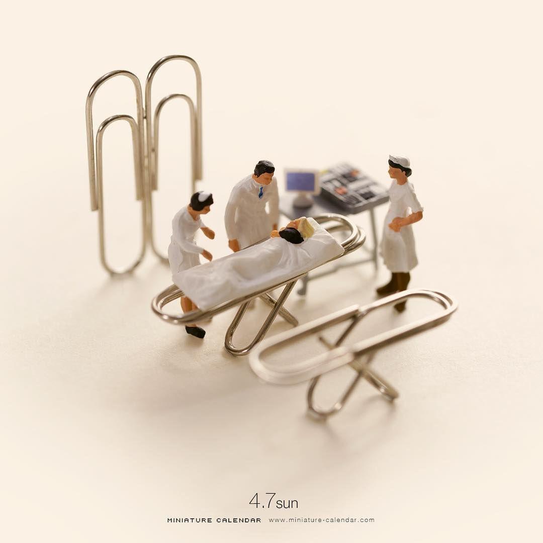 Miniature Art By Tatsuya Tanaka Miniature Photography Miniature
